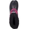 Viking Istind Boots Junior Dark Pink/Black